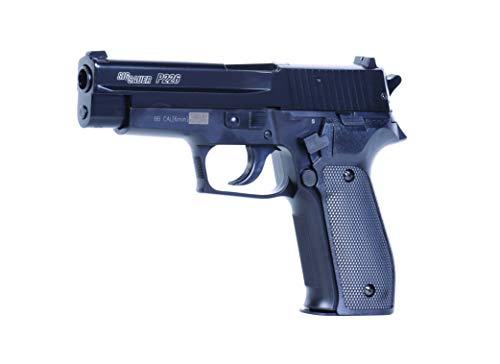 Sig Sauer P226 H.P.A Metallschlitten <0,5J Federdruck Pistole Airsoft schwarz