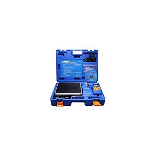 REPORSHOP - Bascula Balanza Peso Carga Gas Refrigernte Aire Acondicionado100 Kg