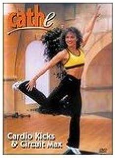 Cathe Friedrich's Cardio Kicks & Circuit Max (2 workouts on one DVD)