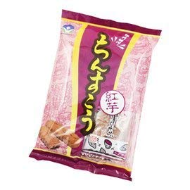 紅芋ちんすこう 2個入×8袋×3袋 わかまつどう製菓 おやつに最適 沖縄伝統銘菓