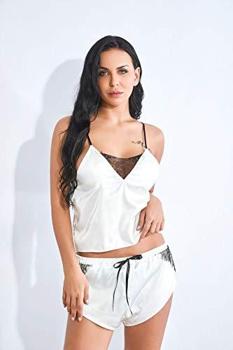 CZXN Nachtwäsche & Bademäntel für Damen Sexy Dessous Sexy Pyjamas Sling Lace...