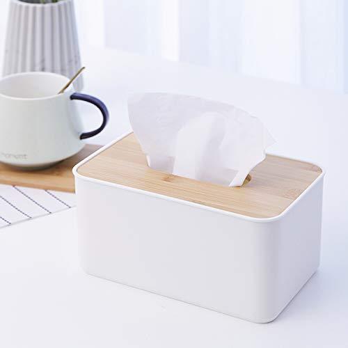 Tissue Box Kreative Wohnzimmer Schlafzimmer Seidenpapier Pumpschale Desktop Rechteckige Trompete