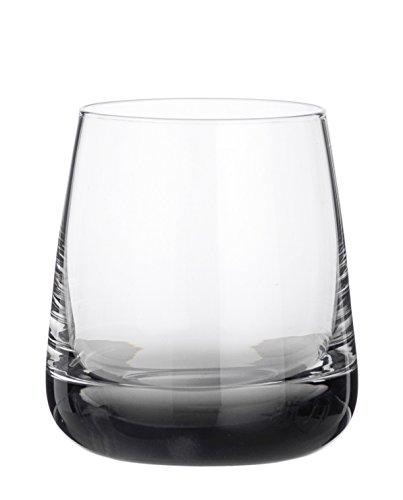 Trinkglas SMOKE von Broste Copenhagen grau