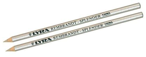 Lyra Rembrandt Splender farblose Mischbleistifte, 2 Stück