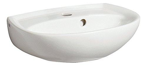 Renova Nummer 1 Handwaschbecken , 50 cm , weiß