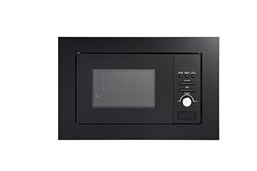 SILVERLINE MWG 620 S Einbaumikrowellengerät/Mikrowelle (Einbau) / 59.4 cm/Einbaubar in Hoch- und Hängeschränke