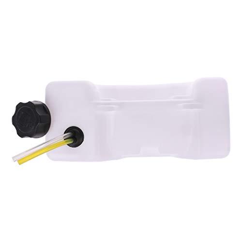 Manyo - Depósito de combustible para cortacésped, cortacésped, desbrozadora, herramienta de jardín,...
