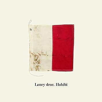 Habibi (A clear black line)