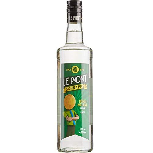 Likör Honigmelone 700ml 15% Gatsios griechischer Honig Melonen-Likör Liqueur Schnaps