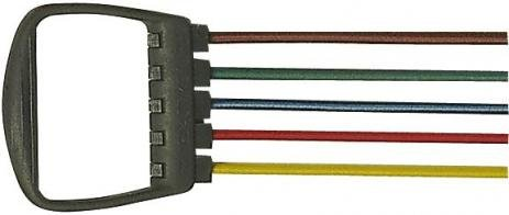 ELASTIKON-Expander Ausführung String-Stärke 20 - 100 Kg