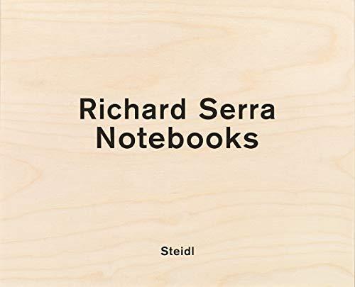 Richard Serra: Notebooks