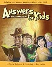 answers bible curriculum resources