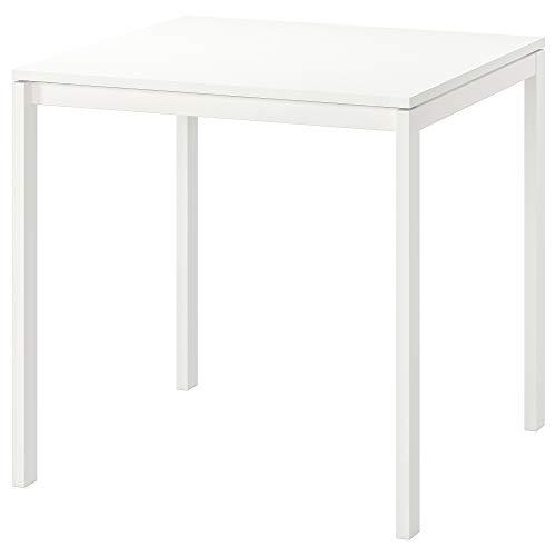 MELLTORP Tisch 75x75x74cm weiß