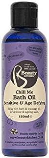 美しさのキッチンは私に敏感&年齢挑むバスオイルの150ミリリットルを冷やします - Beauty Kitchen Chill Me Sensitive & Age Defying Bath Oil 150ml (Beauty Kitchen) [並行輸入品]