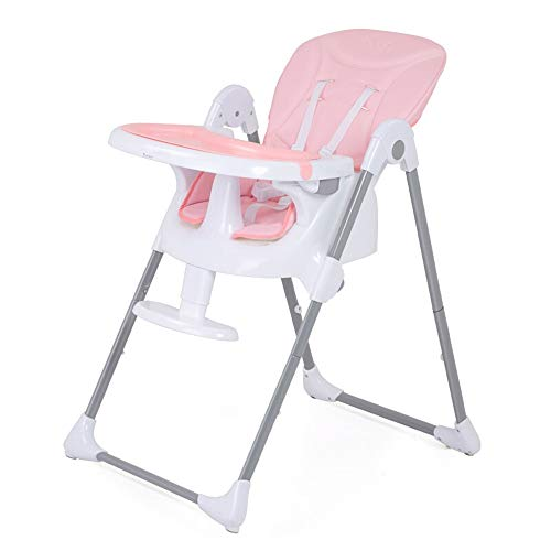 Learn More About Baby Dining Chair Highchair Portable Feeding Snack Easy Clean Folding Baby Eating B...