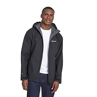 Berghaus Men's Paclite 2.0 Gore-Tex Waterproof Shell Jacket, Black/Black, M (B01N6X3CQE)   Amazon price tracker / tracking, Amazon price history charts, Amazon price watches, Amazon price drop alerts