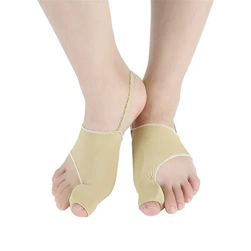 EVFIT Gel-Zehe Separator Thumb Toe Toe Valgus Splitter Täglich Toe zu schützen ultradünne Breath (Color : Multi-Colored, Size : M)