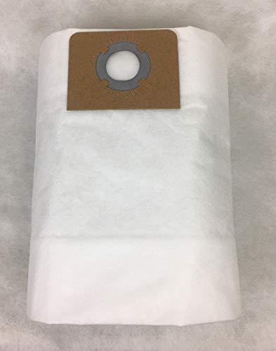 30L Universalbeutel, Schmutzfangsack passend für Einhell (5er Pack) Nass-Trockensauger, aus Spezialvlies