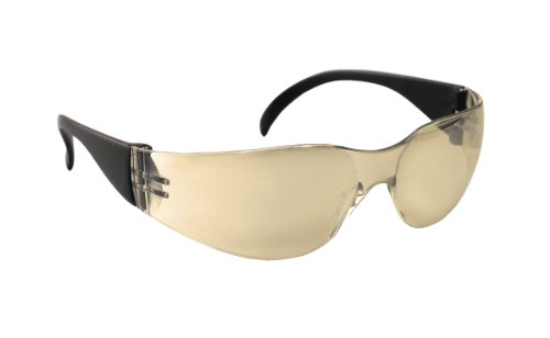 SAS Safety 5345 NSX Eyewear with Polybag, Indoor or Outdoor Lens/Black Temple by SAS Safety