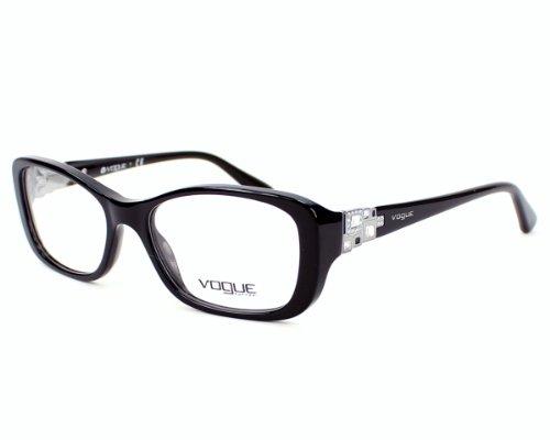 occhiali da vista Vogue 2842B Nero Squadrato