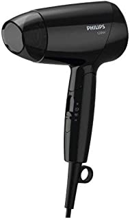 PHILIPS Essential care. ThermoProtect. Foldable. 1200W. DC motor. 3 heat/speed settings + cool shot. no ions. Easy storage...