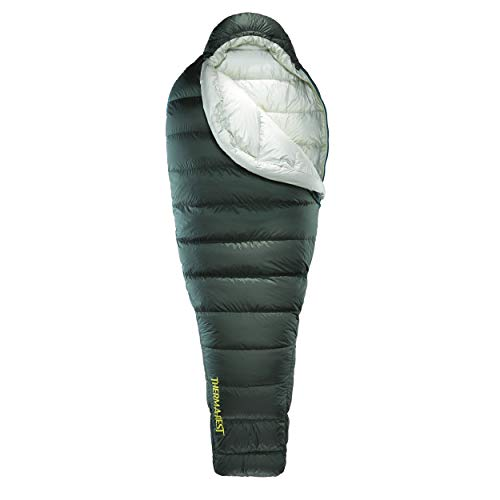 Therm-a-Rest Hyperion 32-Degree Ultralight Down Mummy Sleeping Bag, Long