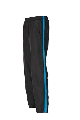2Store24 Ladies' Sports Pants in Black/Atlantic Taille: XXL