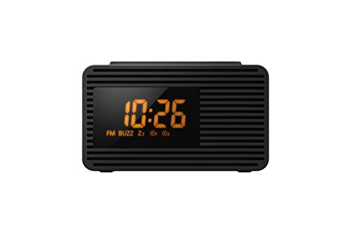 Panasonic RC-800EG-K Radiowecker (Snooze-Taste, Sleeptimer, Favoritentaste) schwarz