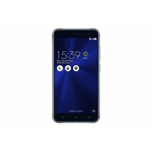 Asus ZenFone 3 Smartphone, 64 GB, Marchio TIM, Nero