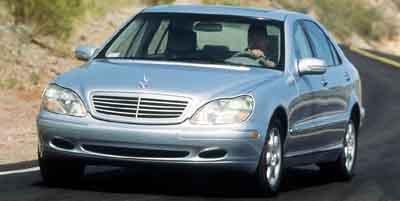 2000 Mercedes Benz S500, 4 Door Sedan 5.0L ...