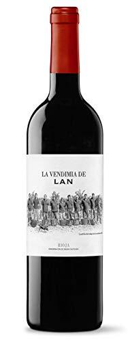Vino Tinto La Vendimia de LAN Reserva D.O.Ca. Rioja - 750 ml
