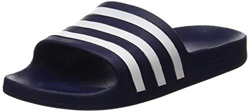 Adidas Adilette Aqua Zapatos de playa y piscina Unisex adulto, Azul (Navy F35542), 43 EU (9 UK)