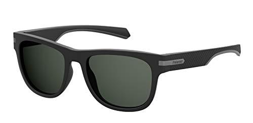 Polaroid PLD 2065/S Gafas de sol, Negro (MTT BLACK), 54 para Hombre