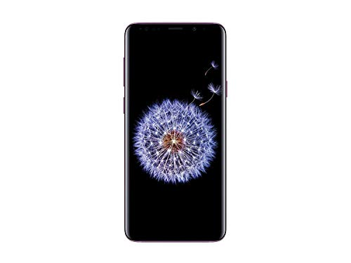 Samsung Galaxy S9+ G965U GSM Unlocked Smartphone - Lilac Purple (Renewed)