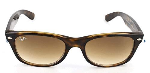 Ray-Ban Sonnenbrille RB2132 Wayfarer Sonnenbrille 52, Braun