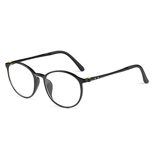 CXNEYE Gafas De Lectura De Moda Anti-luz Azul Y Fatiga Gafas Cómodas De Alta Definición Gafas De Presbicia con Bisagra De Resorte para Mujer Gafas