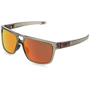 Oakley Men's Oo9391 Crossrange Patch Asian Fit Rectangular Sunglasses