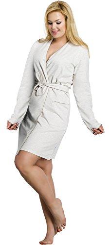 Merry Style Batas Tallas Grandes Plus Size Ropa de Cama Interior Lencería Mujer 1045