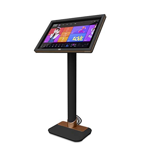 Best Buy! GoGo M3 Karaoke Player 21.5 Inch Touch Screen Standing Style KTV System For Home Entertain...