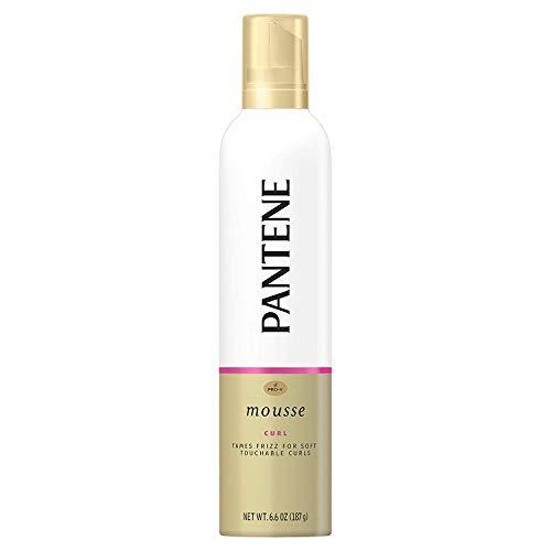 Pantene Mousse Curl Defining 6.6 Ounce (195ml)