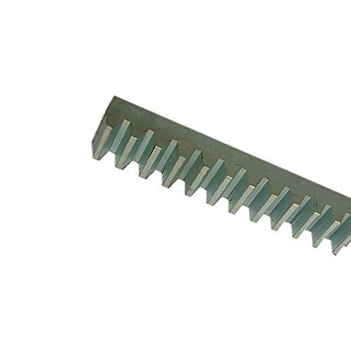 BAUER - Zahnstange aus Stahl, 22x22mm, Modul 4, bis 4000 kg Torgewicht