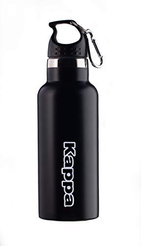 Borraccia Termica, Acciaio Inox Doppia Parete, 750 e 500 ml, Bottiglia 24h freddo & 12h caldo (500 ml), KAPPA
