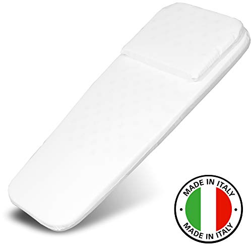 Materasso Carrozzina Made in Italy (Bianco)