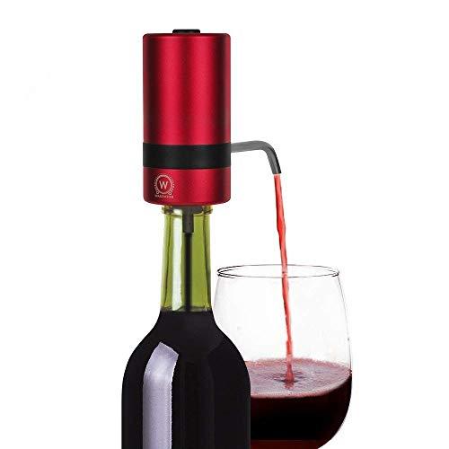 Aireador Eléctrico para Vino - WAERATOR Decantador y Dispensador de Vino