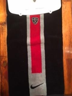 Nike Golf Towel RED/Sliver/Black