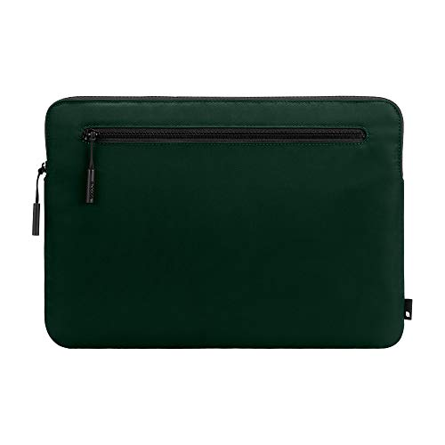 Incase Compact Sleeve in Flight Nylon for MacBook Pro 15' & 16' - Forest Green