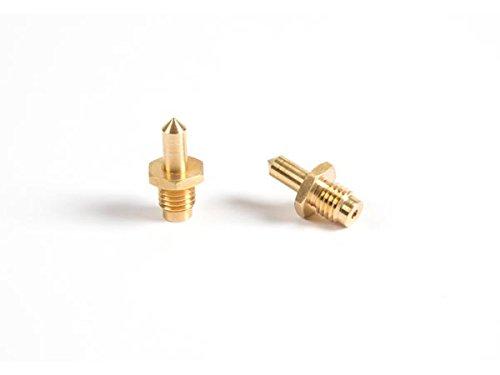 Spare Nozzle for K8400 Vertex 3D Printer - 2 Pack