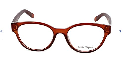Ferragamo SF2777 Wayfarer Brillengestelle 53, Mehrfarbig