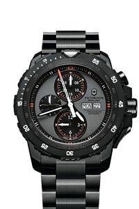 Victorinox Swiss Army Reloj cronógrafo mecánico de Alpnach