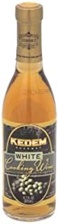 KEDEM COOKING WINE WHITE, 12.7 FO